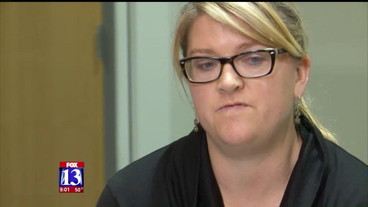 Salt Lake Police Officer fired after U of U Nurse Wubbelsincident