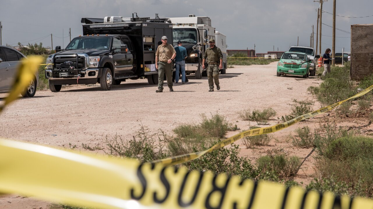 West Texas gunman was fired from job hours before massacre, The New York Times reports