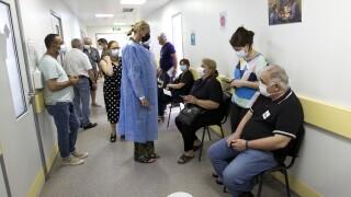 Virus Outbreak Georgia US Vaccination