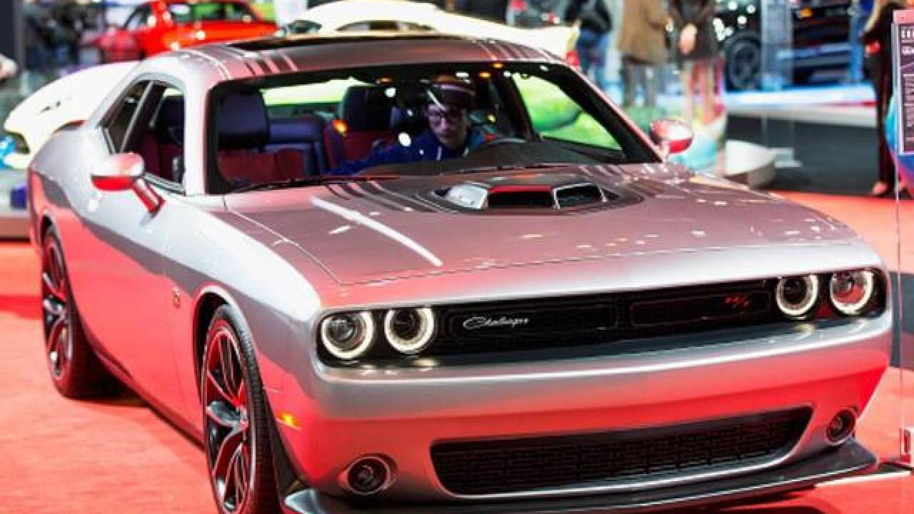 Man charged after posting video of himself driving 198 mph in Dodge Challenger Hellcat