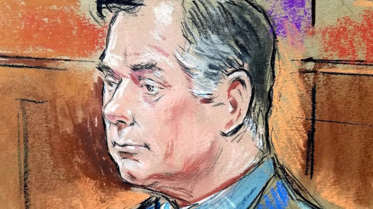 Manafort jury not likely to reach verdict Friday; Trump calls trial 'very sad'