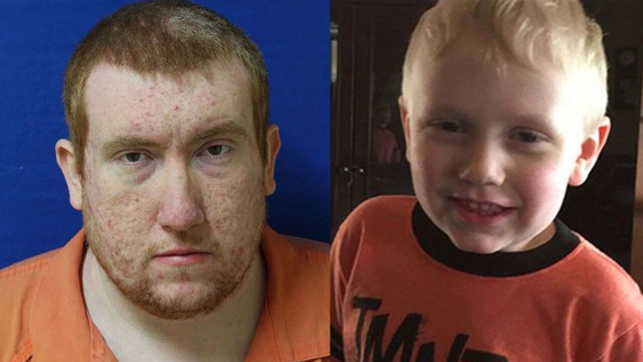 Father of missing Tennessee boy arrested