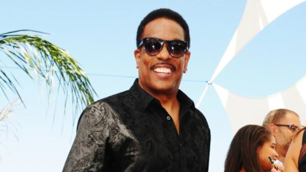 "Charlie Wilson to join Bruno Mars' ""24K Magic World Tour"" at Little Caesars Arena"