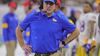 Pat Narduzzi: No plans to return to Michigan State football