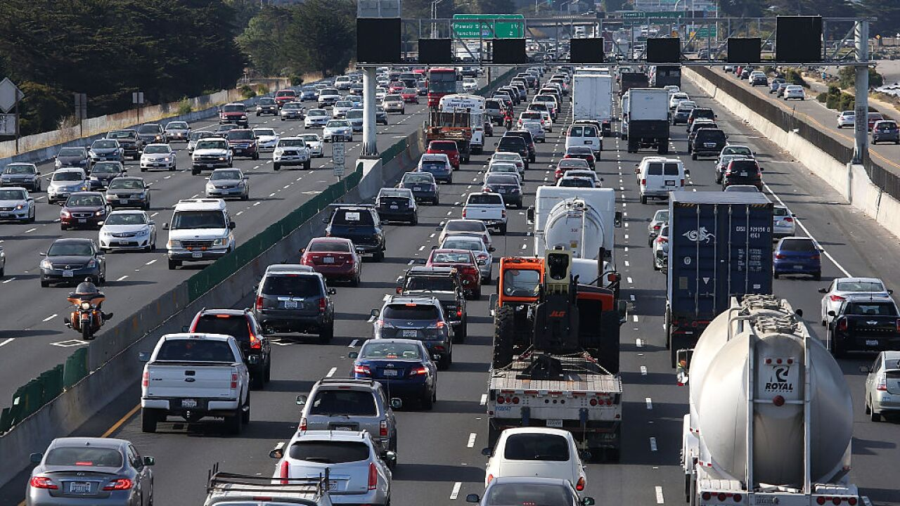 This holiday season to set travel records, AAA says