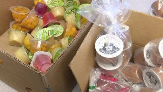 Emergency food assistance sites set up in KentCounty