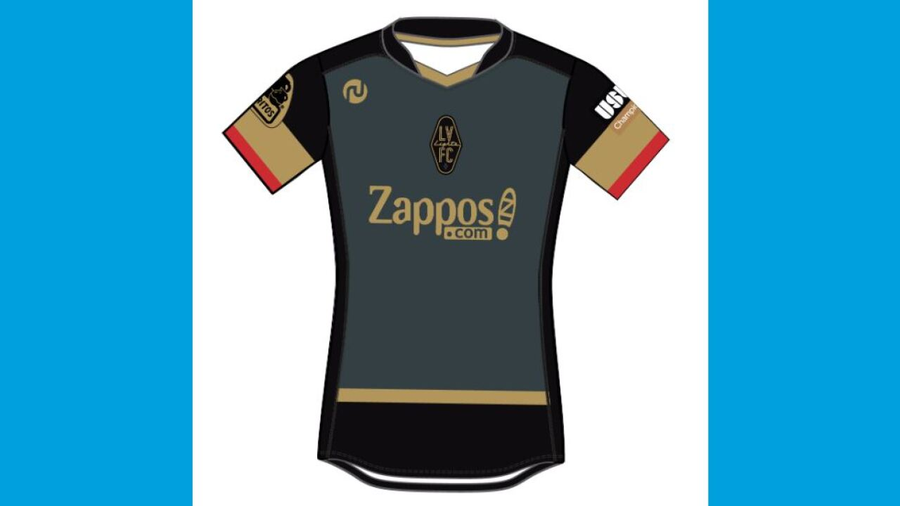 separation shoes 91635 4d0a2 Fans can get special jersey from LV Lights FC's Golden ...