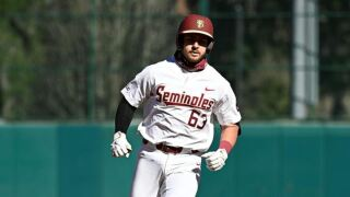 Noles Fall on Opening Day, 7-4