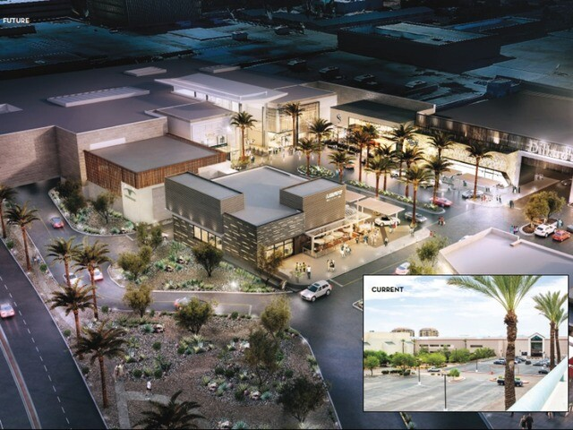 Scottsdale Fashion Square >> Scottsdale Fashion Square Renovations See What The Mall Will Look