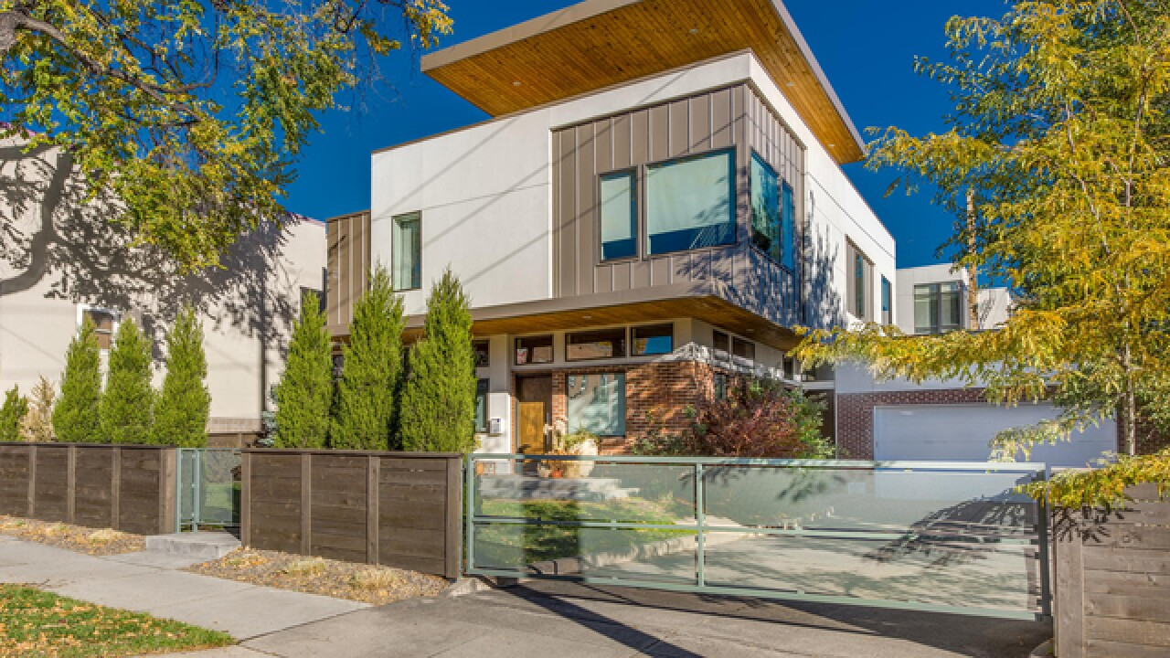 Colorado Dream Homes: Contemporary Lower Highland home listed for $2.2M