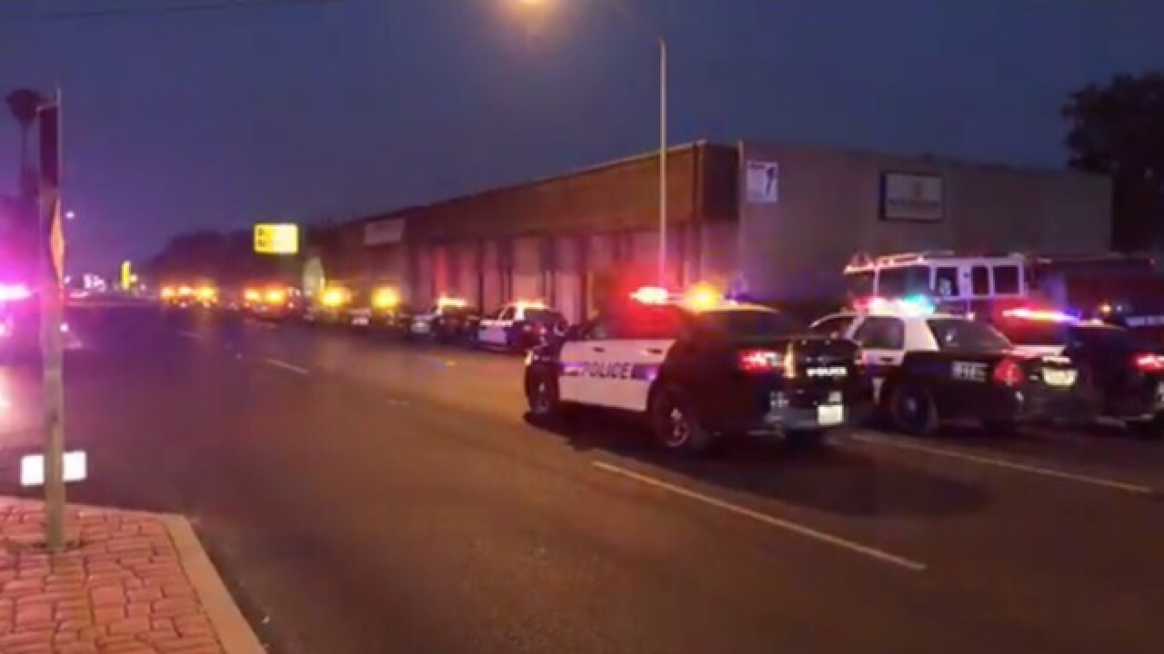 One man in custody following shooting in Central Bakersfield