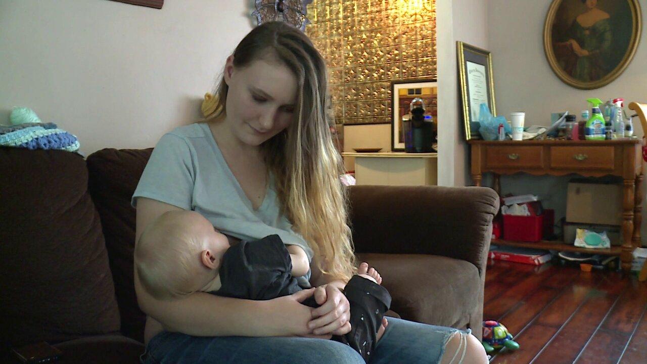 Richmond moms who nurse in public still harassed despite 2015law