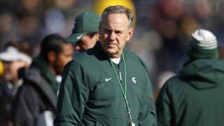 Mark Dantonio 2019 photo AP images
