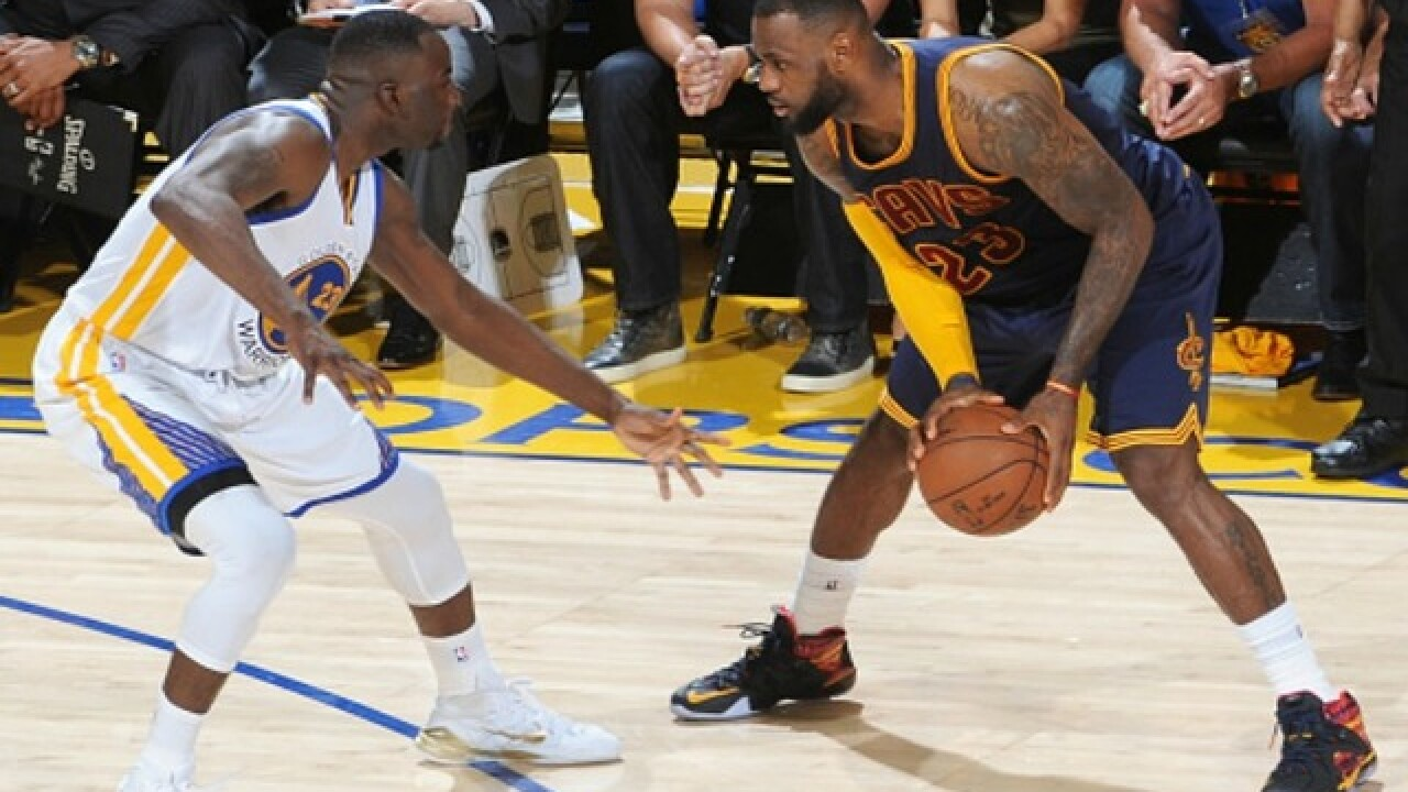Warriors or Cavaliers? Predictions for the 2018 NBA Finals