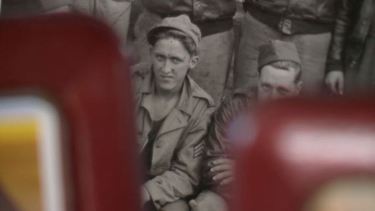 KCK D-Day veteran