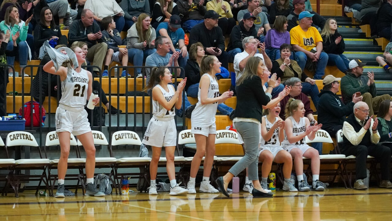 Helena Capital girls basketball