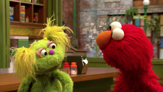 'Sesame Street' tackles addiction as Muppet shares mother's struggle