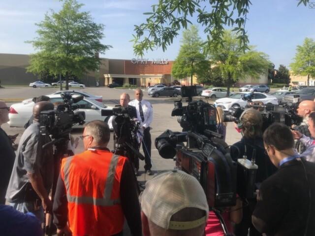 PHOTOS: Opry Mills Shooting