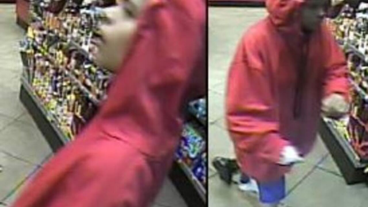 BAPD in search of armed robbery suspects