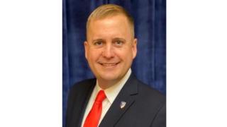 Representative Aaron  von Ehlinger, R Lewiston