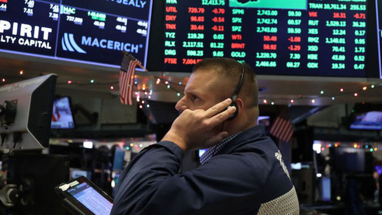Dow surges 400 points on US-China trade ceasefire