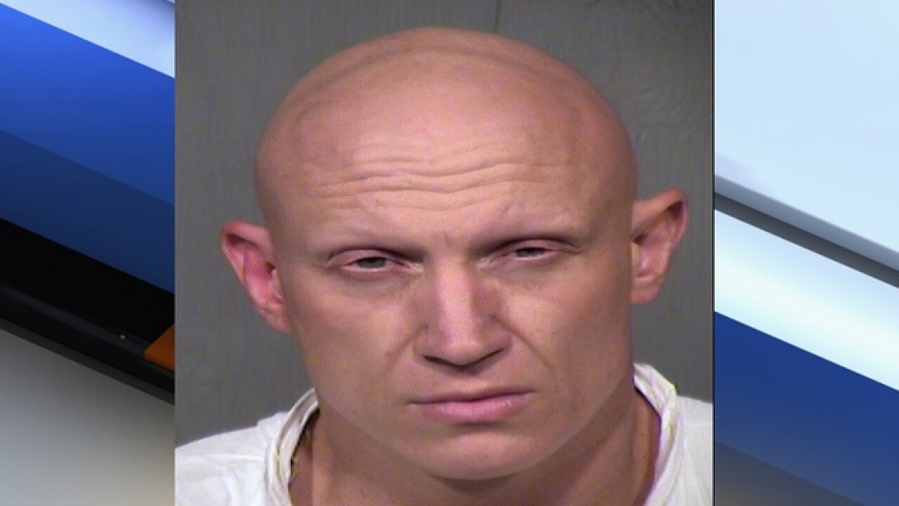 PHX police investigating double homicide