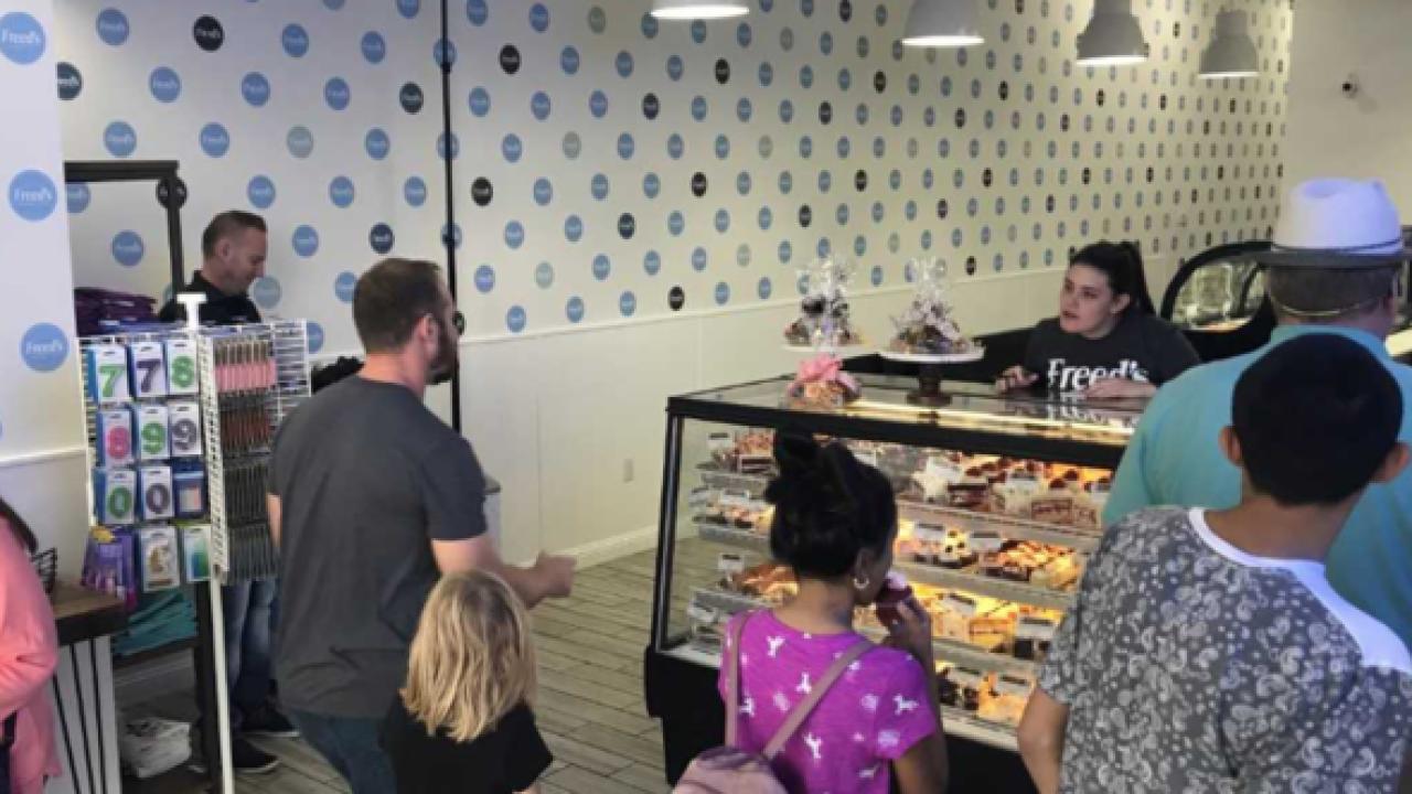 Freed's Bakery expands to northwest Las Vegas