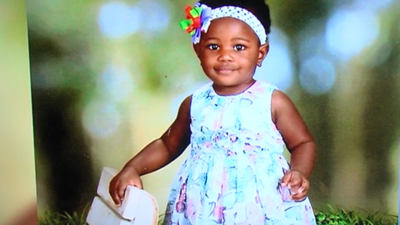 Baby girl drowns days before first swimming lesson
