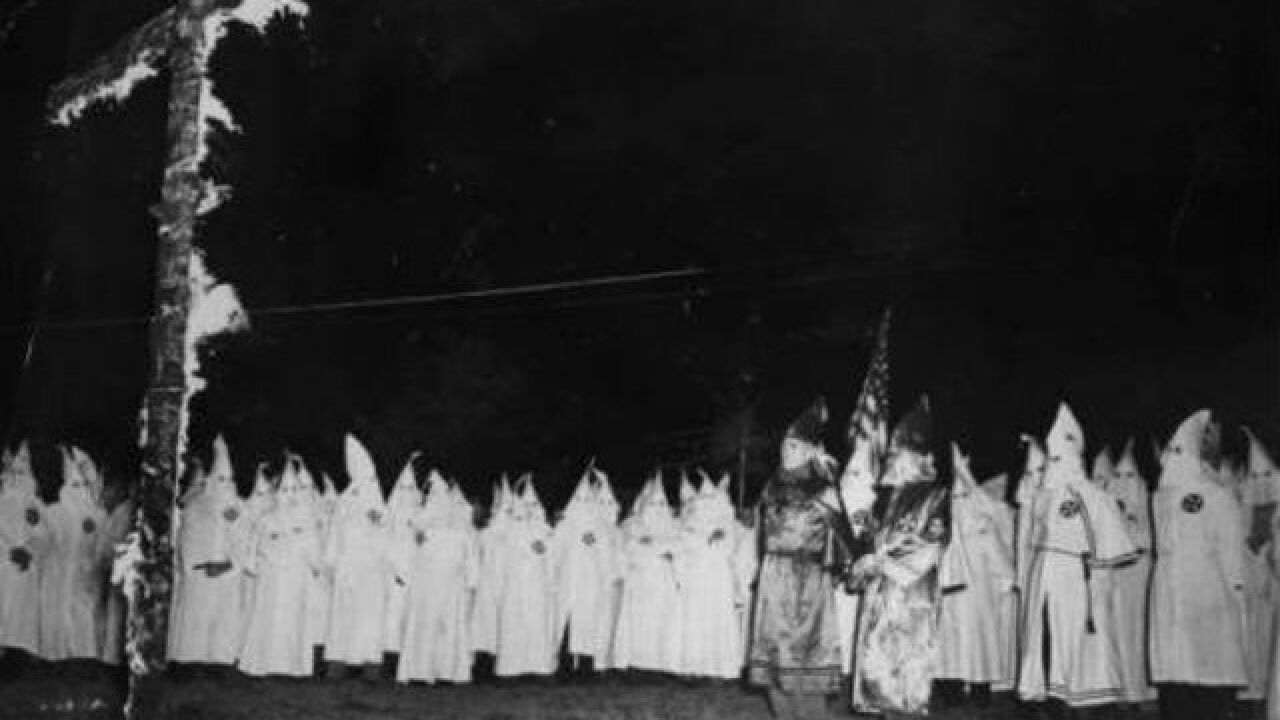 The History of Hate in Indiana: How the Ku Klux Klan took over Indiana's halls of power