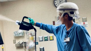 St. Luke's uses new technology to protect patients and employees from COVID-19