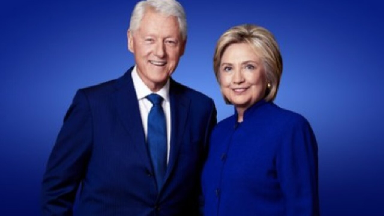 Bill & Hillary Clinton coming to Detroit for 'An Evening With The Clintons'