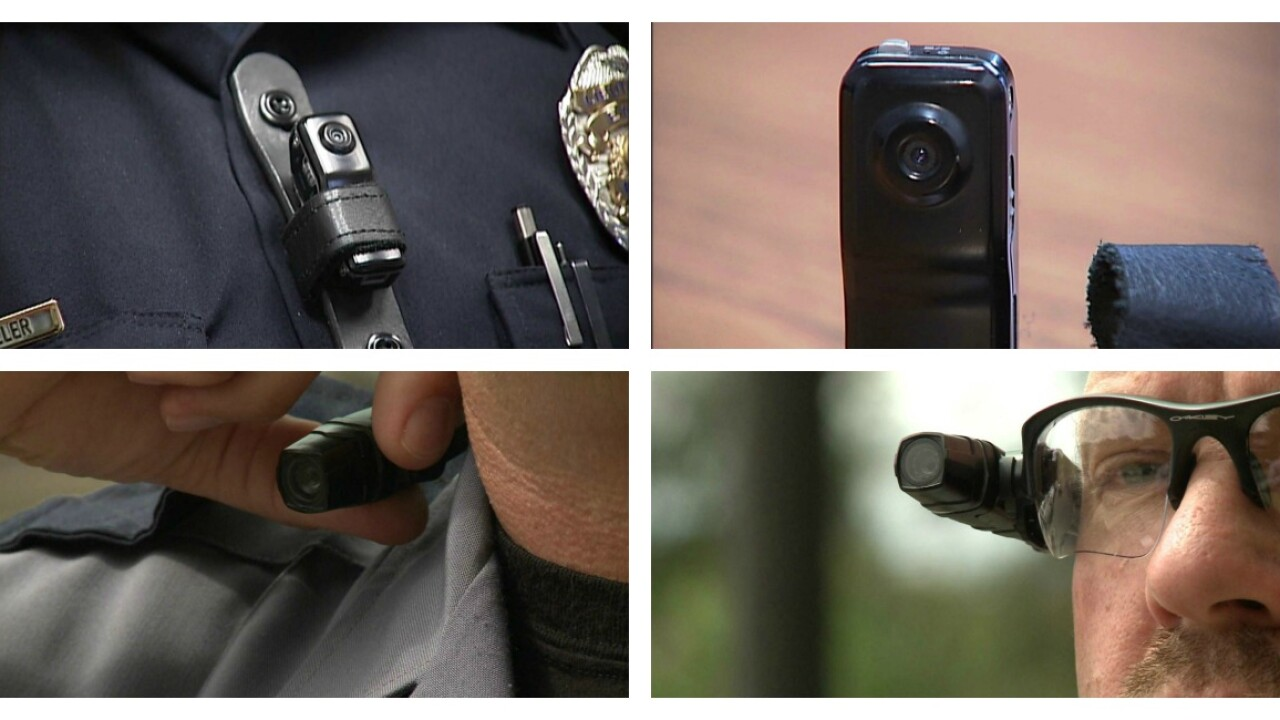 Proposed legislation aims to regulate use of police body cameras in Virginia