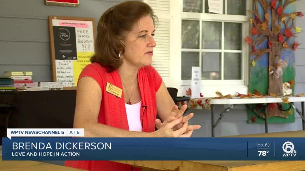 Brenda Dickerson