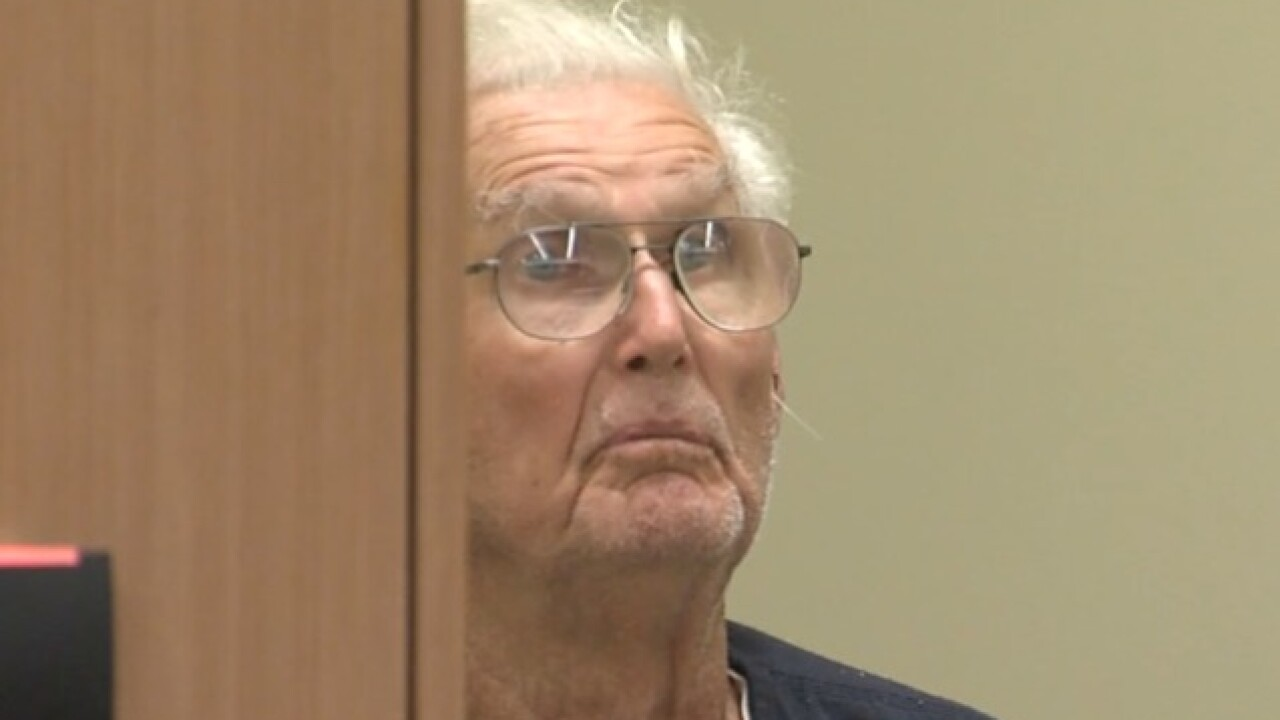 Arraignment for 92-year-old man accused in shooting death of son in Old Town
