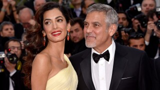 You could win a double-date with The Clooneys at their Italian villa
