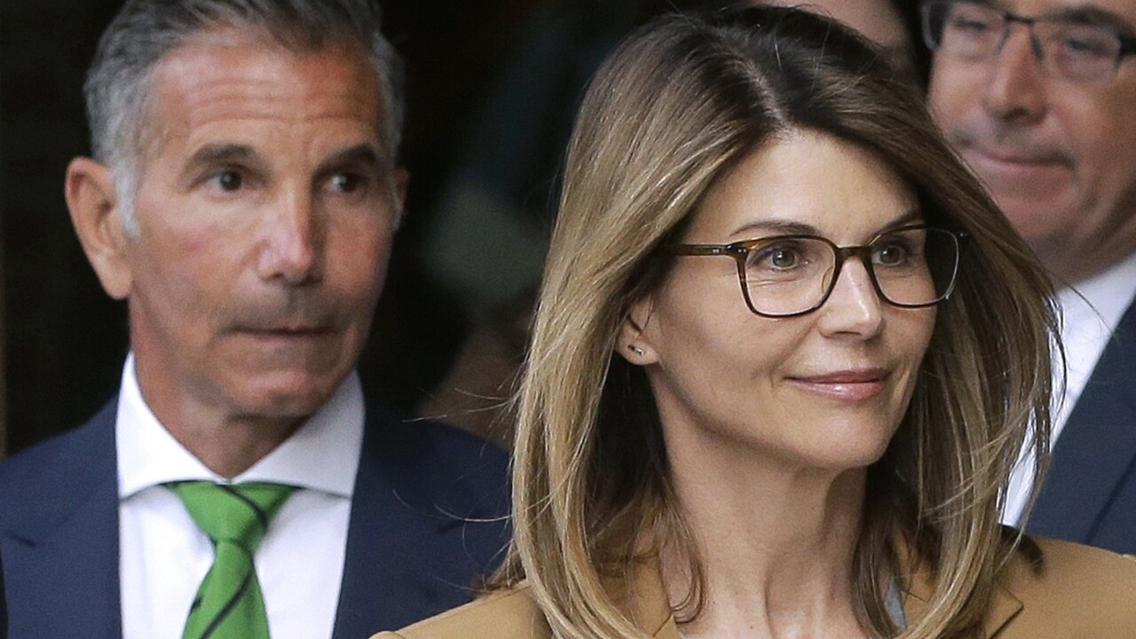 Mossimo Giannulli, Lori Loughlin's husband, sentenced to 5 months in college bribery scheme