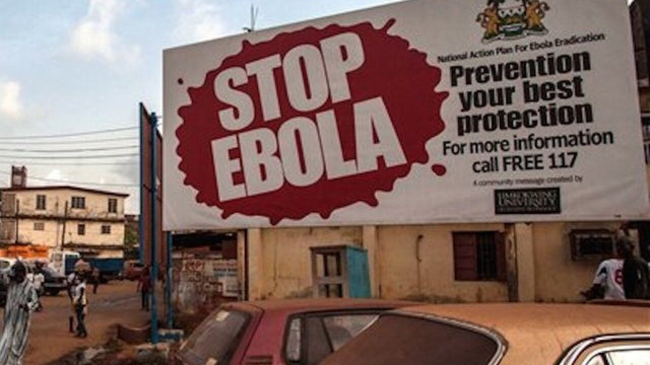 Sierra Leone has 2nd recent Ebola case