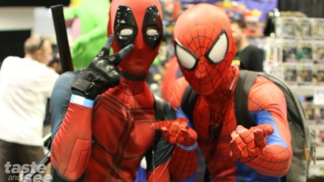 Grab the cape! Tampa Bay Comic Con opens this weekend