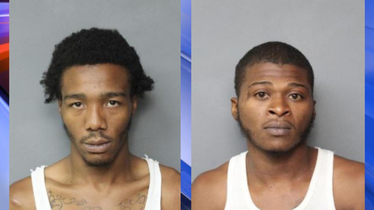 Norfolk Police, U.S. Marshals arrest 2 men in connection with Norfolk homicide