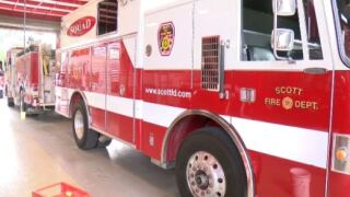 Scott Fire Department enters into automatic aid agreement with Lafayette