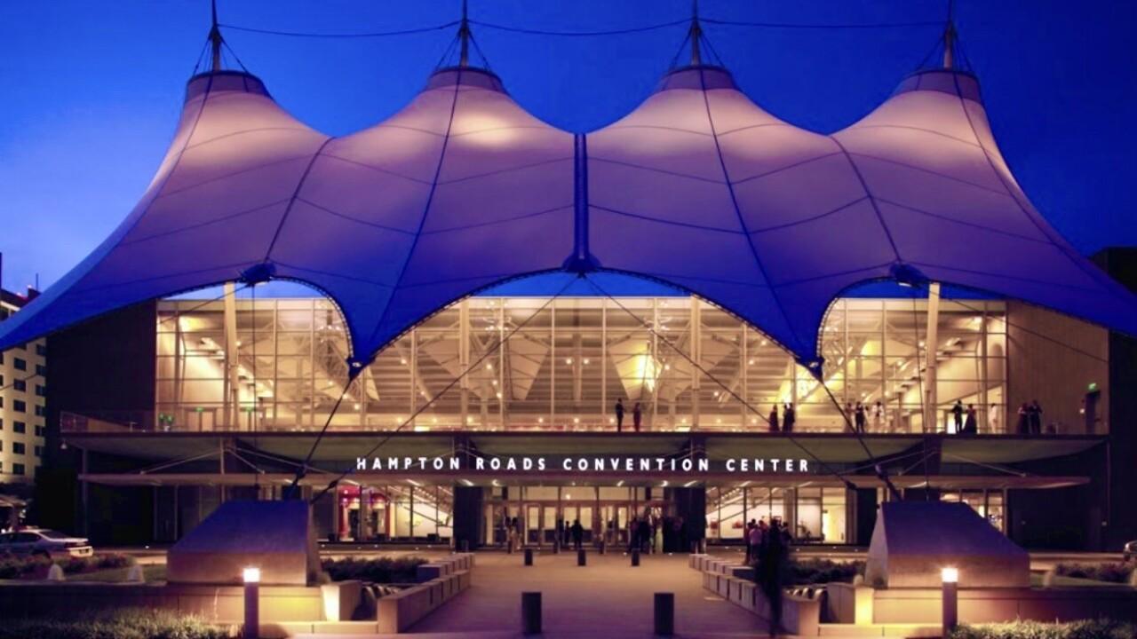 Hampton Roads Convention Center Overdose Awareness