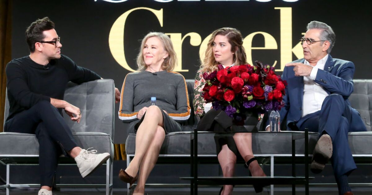 'Schitt's Creek: Up Close & Personal' coming to Detroit with Eugene & Daniel Levy
