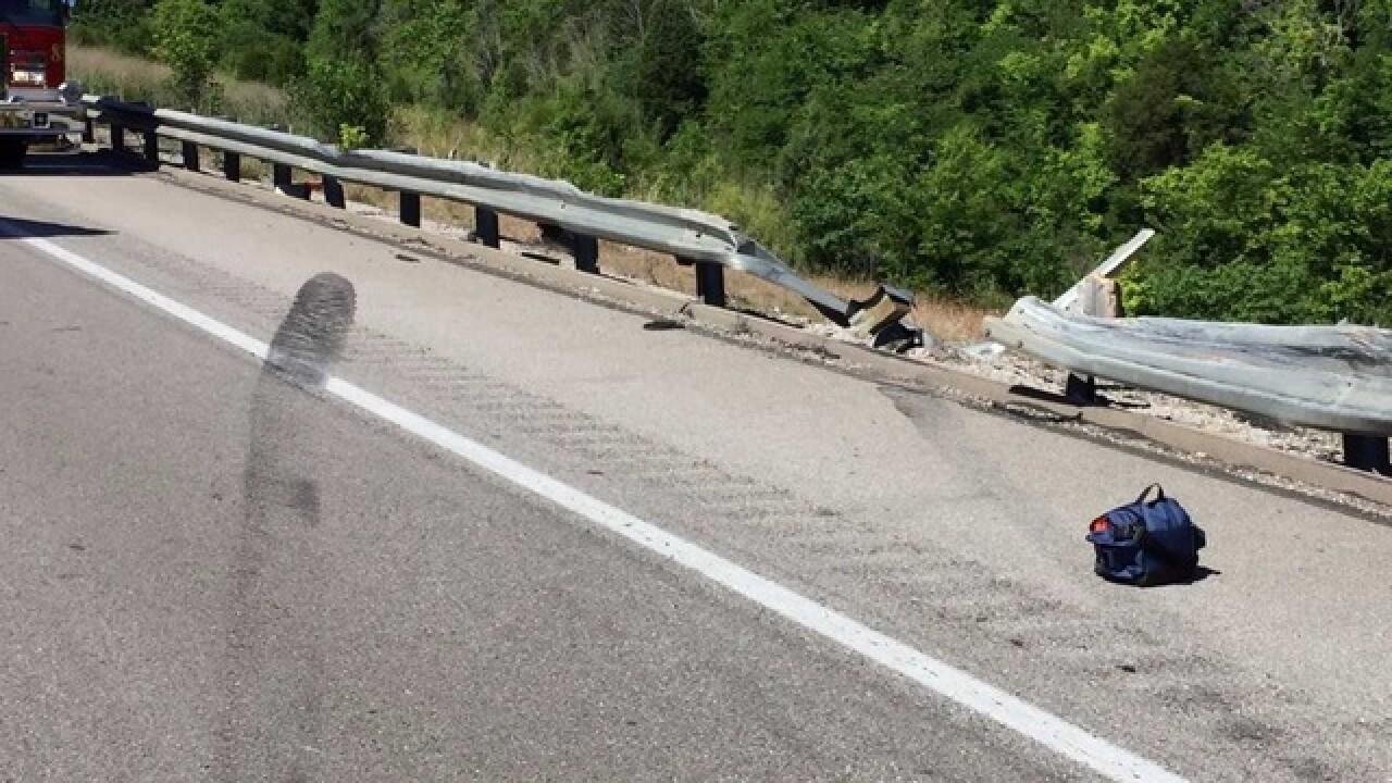 Fatal crash closes I-71 in Boone County