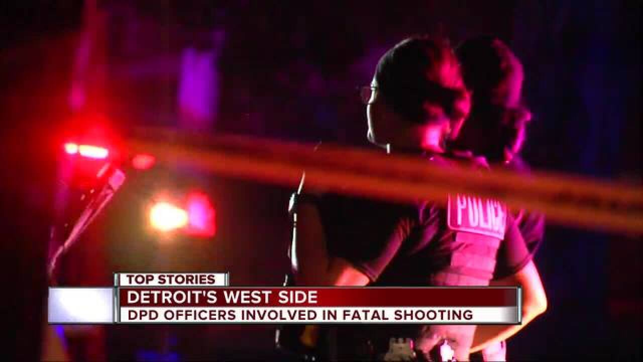 Man killed after officer-involved shooting