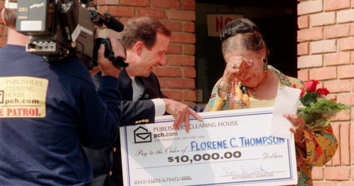 Confusing Publishers Clearing House (PCH) contest angers entrants