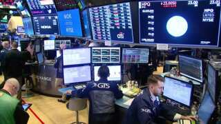 Markets Right Now: Stocks rise as tech stocks recover