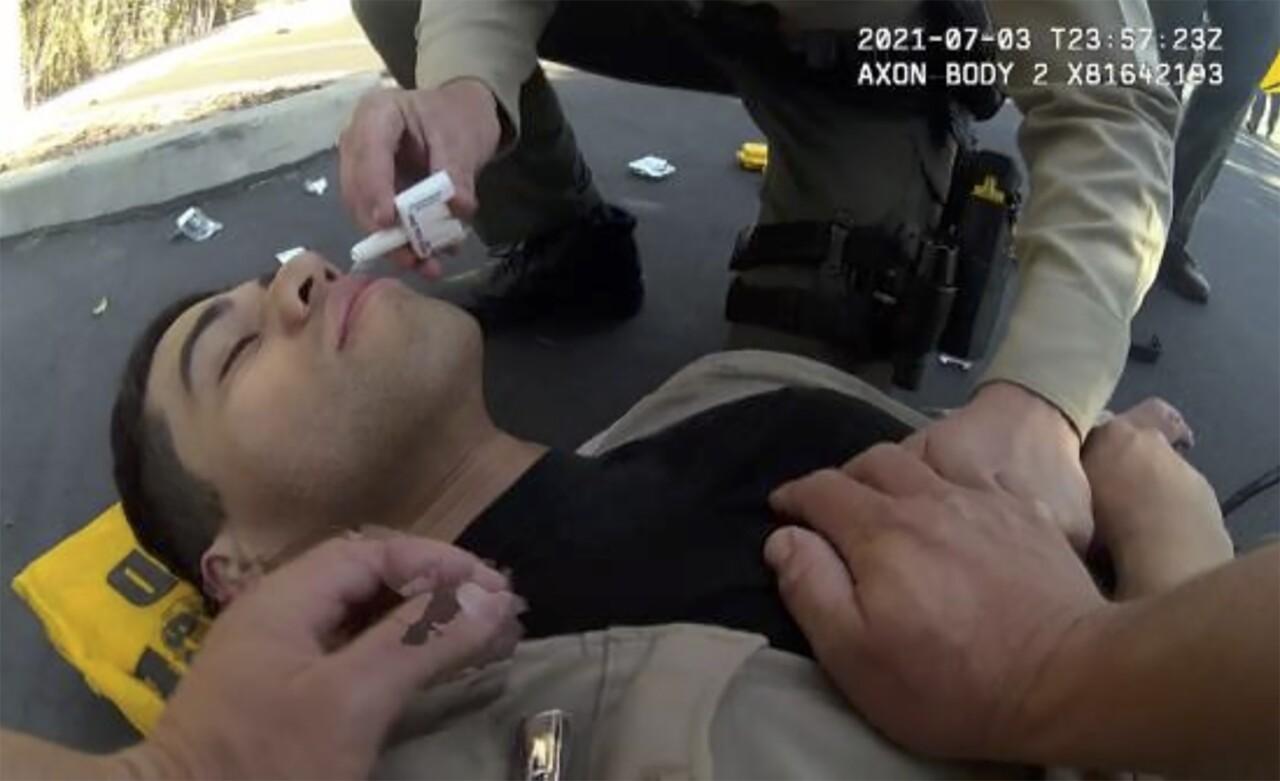 California Sheriff-Fentanyl Video