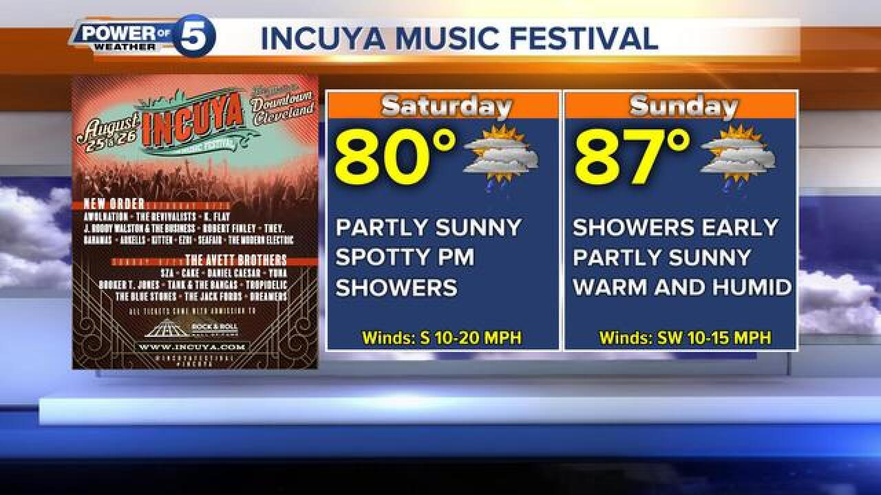 Everything to know about InCuya Music Festival