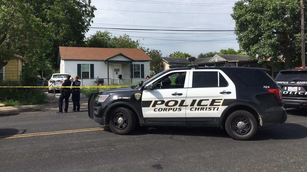 Bloomington Street shooting