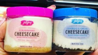 Cheesecake Jars Are Perfect For When You Need Dessert On The Go